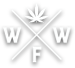 A Soldiers Life In War - Caution Graphic - Weed for Warriors Project