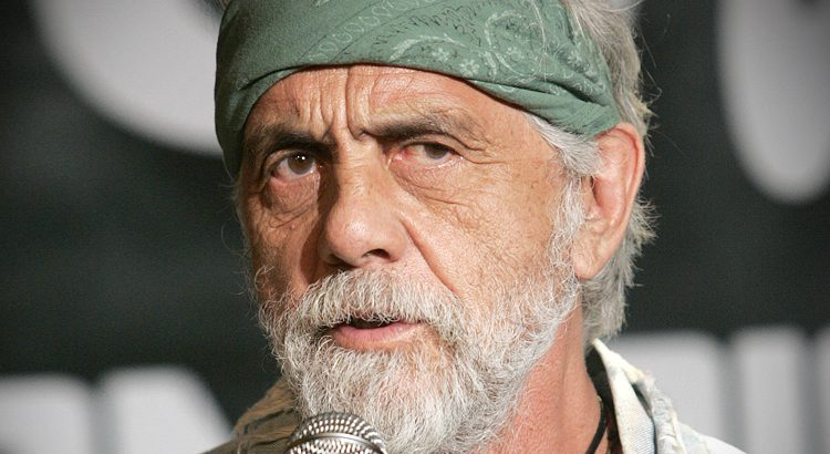 Tommy Chong Speaks About The Weed For Warriors Project